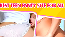 The best teen panty site for all real panty lovers!